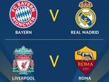 Polufinale Lige prvaka: Džeko s Romom izlazi na megdan Liverpoolu, duel Bayerna i Reala