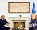 Tači pozvao Haradinaja da koriguje svoje izjave o dijalogu