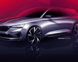 Škoda objavila teasere i preliminarne specifikacije koncepta Vision RS