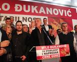 Đukanović ponovo predsednik Crne Gore