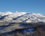 Nove snježne padavine zahvatile opštinu Dragaš