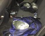 Vrbnica: U torbama preko 5 kilograma marihuane