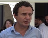 Kurti: Vanredni parlamentarni izbori potrebni na jesen
