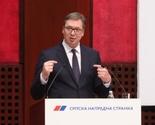 Vučić: Moja politika u vezi sa Kosovom doživela poraz