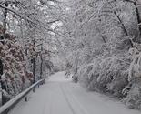Dragaš: Prvi snijeg i nevolje na putevima