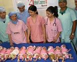 Neviđeno do sada: Žena rodila 11 beba bez carskog reza! Liječnici bez teksta…
