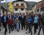 Haradinaj u Brodu obećao Opštinu za stanovnike  Gore