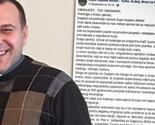 Sramotan čin svećenika iz Hrvatske: Ne dajte migrantima ni hrane ni vode