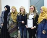 Elma Selimi -dobitnica Nagrade za najbolju pesmu 2018.