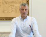Thaçi: EU ne želi ni Kosovo ni Srbiju dok ne zatvori međusobna pitanja