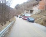 U Restelici je večeras zbog klizišta put do sela više od tri sata bio blokiran!