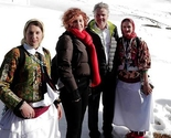 Ambasadorka EU u Tirani, Romana Vlahutin sa svojim austrijskim kolegom posjetila Šištavec
