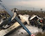 Nepal: Srušio se avion s gotovo 80 putnika