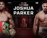Anthony Joshua i Joseph Parker zakazali borbu za mart
