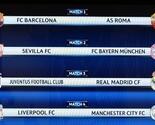 Roma s Džekom protiv Barcelone, Pjanićev Juventus s Real Madridom