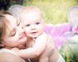 Miris bebe je stimulans za majku