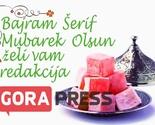 Bajramska čestitka redakcije portala Gorapress