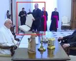 Danas je Papa u Vatikanu pripremio trik kojim bi ponizio predsjednika Erdogana, ali naš sultan nije dozvolio ovo poniženje!