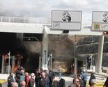 Demonstranti zapalili prelaz između Kosova i Albanije zbog putarine