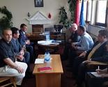 Šef misije OSCE-a na Kosovu posjetio Opštinu Dragaš