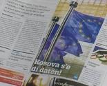 Mediji: Novi sporazum vodi Kosovo u UN, a Srbiju u EU