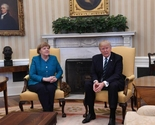 Merkelova potvrdila: Razgovarala sam sa Trampom o Kosovu