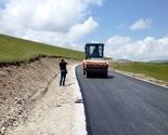 Potpredsjednik Aga i ministar Baldži obišli dionicu puta Restelica – Strezimir gdje su u toku radovi