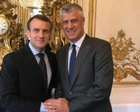Tači: Francuska ostaje strateški partner Kosova