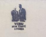 """U Prištini osvanuli grafiti: """"Sever nije Krim"""""""