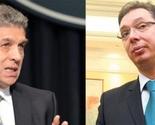 """Vučić je inspirator genocida u SREBRENICI, on je pozivao na ZLOČIN,"