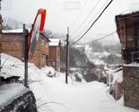 Dragaš: Zbog snježnih nanosa većina lokalnih puteva neprohodna