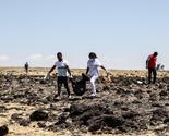 Stravične fotografije s mjesta avionske nesreće u Etiopiji u kojoj je poginulo 157 putnika
