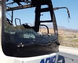 Izgoreo autobus na relaciji Dragaš - Beograd