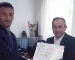 Dragaš: Podijeljeni certifikati polaznicima kursa albanskog i bosanskog jezika