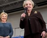 Hilari Klinton i Madlen Olbrajt 12. juna na Kosovu