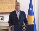 Tači: EU ćuti na ponašanje Srbije prema Kosovu