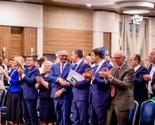 Aljiu čestita Veseljiju na ponovnom izboru na čelu DPK
