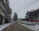 Od jutros pada snijeg na području opštine Dragaš