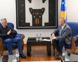 Haradinaj pozvao Tačija da usaglase stavove pred Berlin