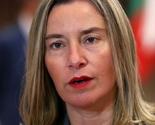 Da li je Mogherini dobila poziv za Berlin?