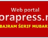 Bajramska čestitka redakcije web portala Gorapress