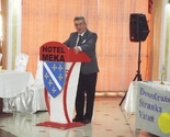 Usmen Baldži ponovo izabran za predsjednika Demokratske Stranke Vatan
