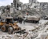 Osamdeset hiljada stanova u Halepu u opasnosti od urušavanja