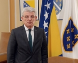 Džaferović: Prvog marta građani su odbacili ropstvo, izabrali slobodu