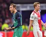Eriksen: Žao mi je Ajaxa, nadigrali su nas u obje utakmice