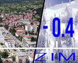 Prosečne sezonske temperature na području opštine Dragaš!