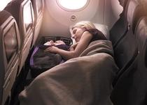 Aviokompanija s Novog Zelanda omogućava roditeljima i djeci da u letu uživaju ležeći