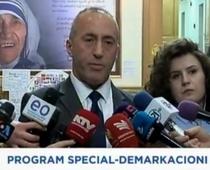 Haradinaj poziva poslanike da glasaju demarkaciju sa CG
