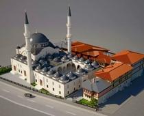 Arhitektonsko čudo: Gradi se najveća džamija u Evropi!