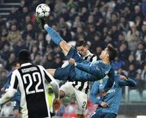 Pogledajte makazice Cristiana Ronalda protiv Juventusa za pamćenje